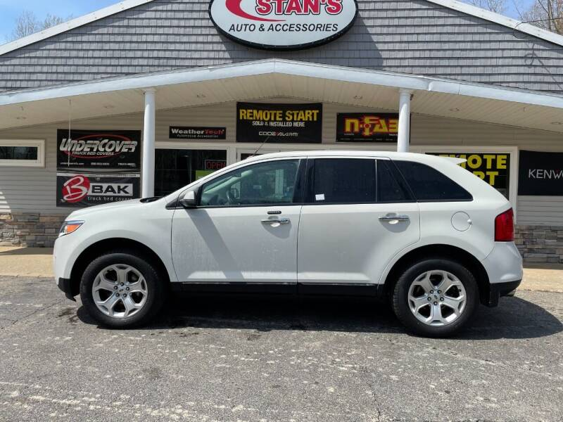 2011 Ford Edge for sale at Stans Auto Sales in Wayland MI