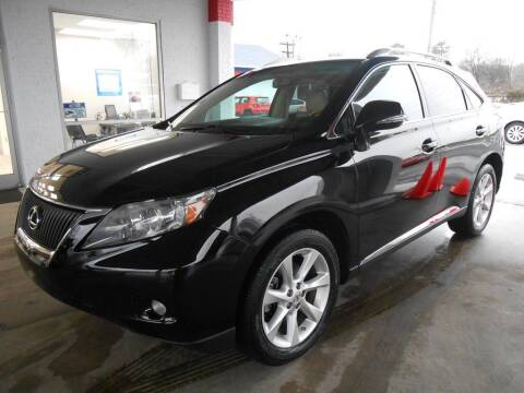 2010 Lexus RX 350 for sale at Auto America in Charlotte NC