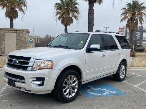 2016 Ford Expedition for sale at Motorcars Group Management - Bud Johnson Motor Co in San Antonio TX