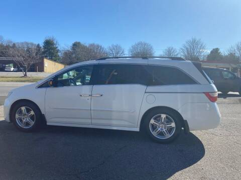2011 Honda Odyssey for sale at Deluxe Auto Group Inc in Conover NC