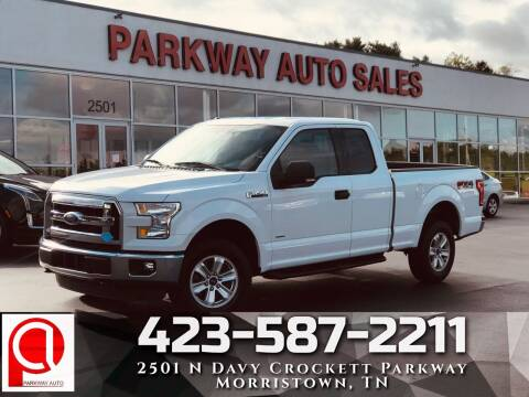 2015 Ford F-150 for sale at Parkway Auto Sales, Inc. in Morristown TN