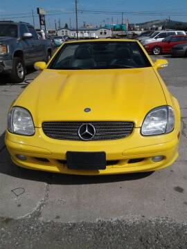 2001 Mercedes-Benz CLK for sale at 2 Way Auto Sales in Spokane Valley WA