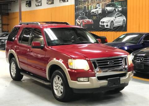 2009 Ford Explorer for sale at Auto Imports in Houston TX