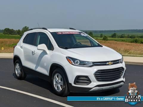 2018 Chevrolet Trax for sale at Bob Walters Linton Motors in Linton IN