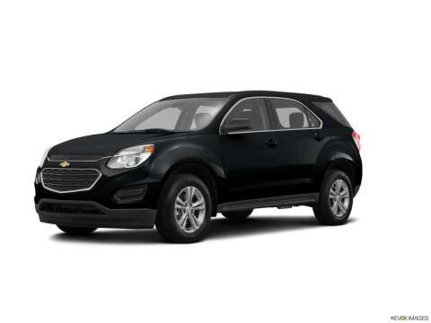 2017 Chevrolet Equinox for sale at Griffin Mitsubishi in Monroe NC