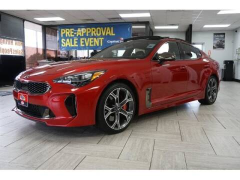 2018 Kia Stinger for sale at FREDY USED CAR SALES in Houston TX