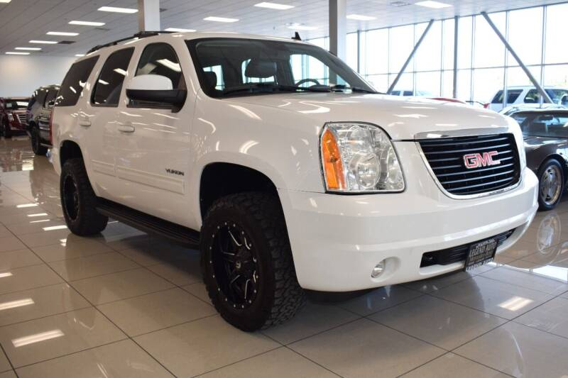 2014 GMC Yukon for sale at Legend Auto in Sacramento CA