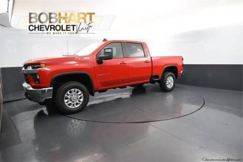 2022 Chevrolet Silverado 2500HD for sale at BOB HART CHEVROLET in Vinita OK