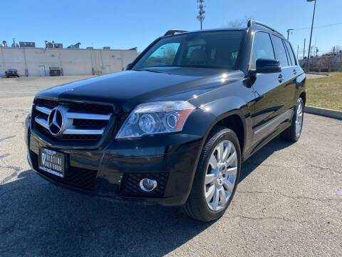 2012 Mercedes-Benz GLK for sale at Pristine Auto Group in Bloomfield NJ