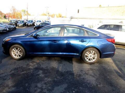 2017 Hyundai Sonata for sale at American Auto Group Now in Maple Shade NJ