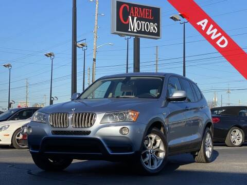 2011 BMW X3 for sale at Carmel Motors in Indianapolis IN