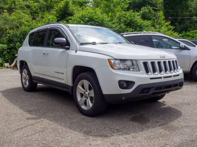 2011 Jeep Compass for sale at FAYAD AUTOMOTIVE GROUP in Pittsburgh PA