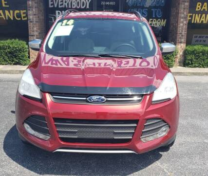 2014 Ford Escape for sale at East Carolina Auto Exchange in Greenville NC
