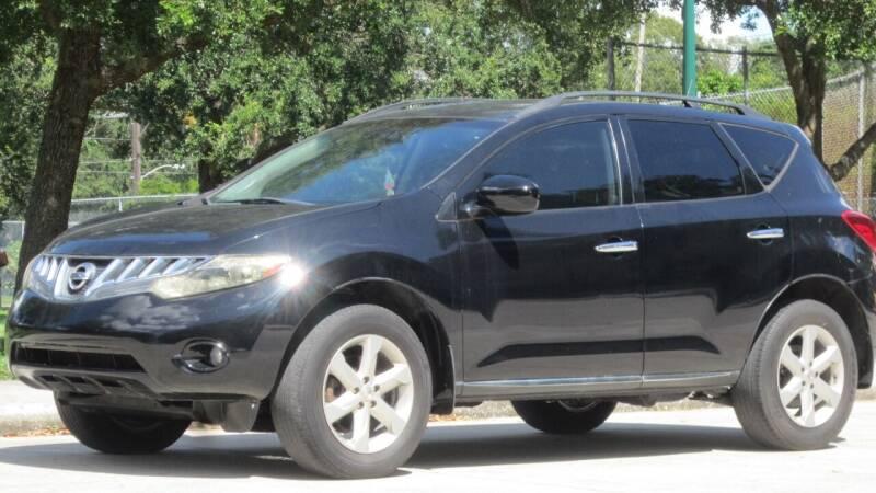 2009 Nissan Murano for sale at MaxxCar in Sarasota FL