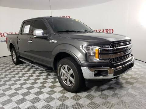 2018 Ford F-150 for sale at BOZARD FORD in Saint Augustine FL