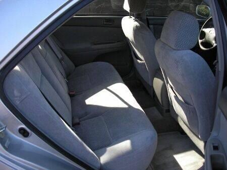 2004 Toyota Camry LE 4dr Sedan - High Point NC