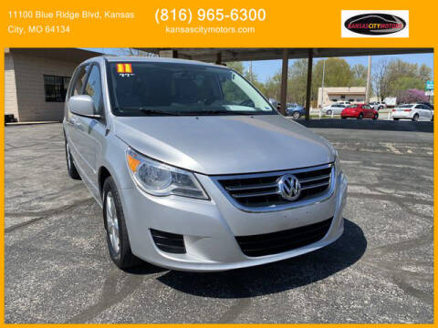 2011 Volkswagen Routan for sale at Kansas City Motors in Kansas City MO