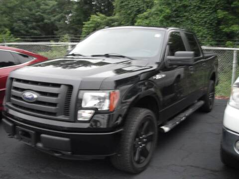 2011 Ford F-150 for sale at Collector Car Co in Zanesville OH