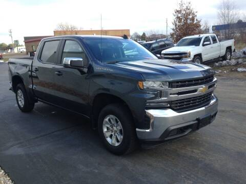2020 Chevrolet Silverado 1500 for sale at Bruns & Sons Auto in Plover WI