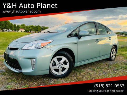 2013 Toyota Prius for sale at Y&H Auto Planet in West Sand Lake NY