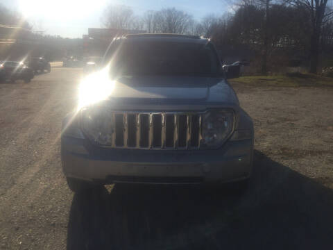 2009 Jeep Liberty for sale at Sorel's Garage Inc. in Brooklyn CT