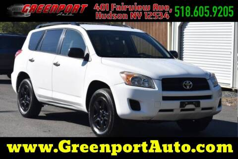 2009 Toyota RAV4 for sale at GREENPORT AUTO in Hudson NY