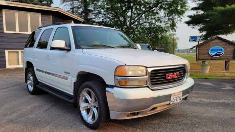 2001 GMC Yukon for sale at Shores Auto in Lakeland Shores MN
