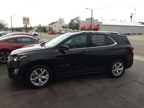2018 Chevrolet Equinox for sale at Economy Motors in Muncie IN