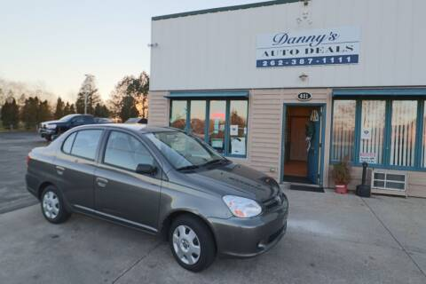 2003 Toyota ECHO for sale at Danny's Auto Deals in Grafton WI