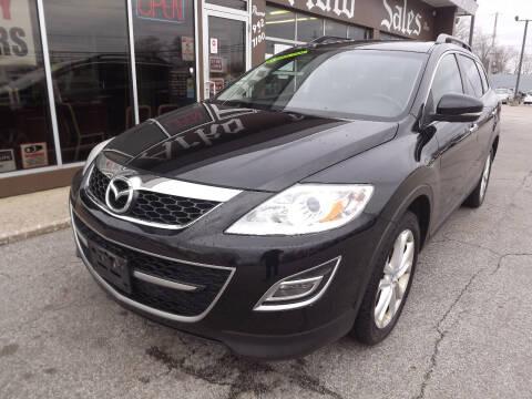2011 Mazda CX-9 for sale at Arko Auto Sales in Eastlake OH