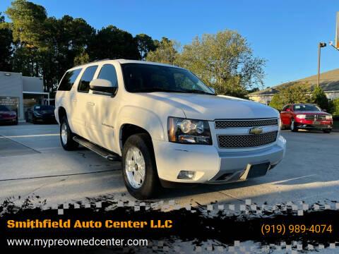 2013 Chevrolet Suburban for sale at Smithfield Auto Center LLC in Smithfield NC