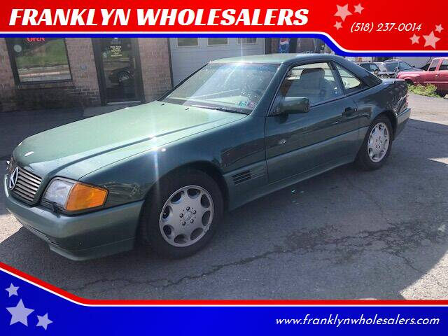 1994 Mercedes-Benz SL-Class for sale at Franklyn Auto Sales in Cohoes NY