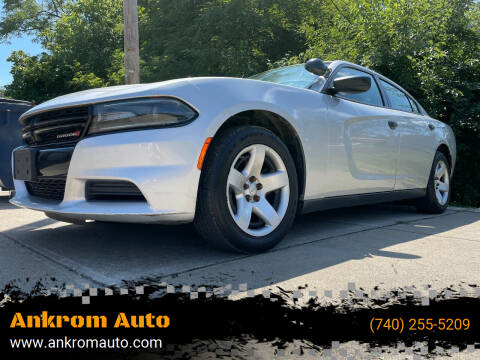 2016 Dodge Charger for sale at Ankrom Auto in Cambridge OH