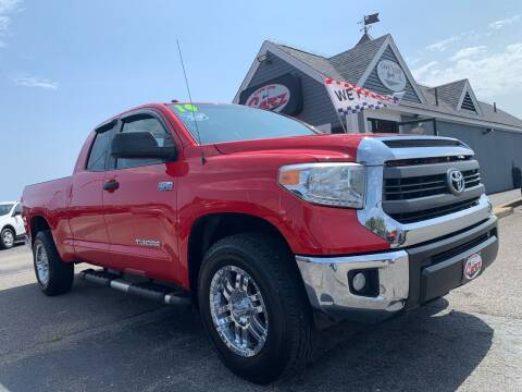 2014 Toyota Tundra for sale at Cape Cod Carz in Hyannis MA