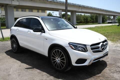 2018 Mercedes-Benz GLC for sale at AE Of Miami in Miami FL