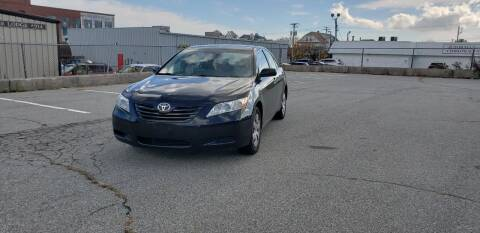 2007 Toyota Camry for sale at iDrive in New Bedford MA