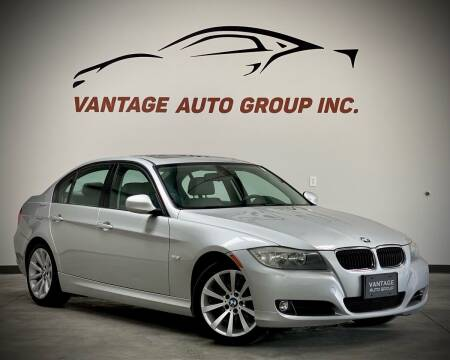 2011 BMW 3 Series for sale at Vantage Auto Group Inc in Fresno CA