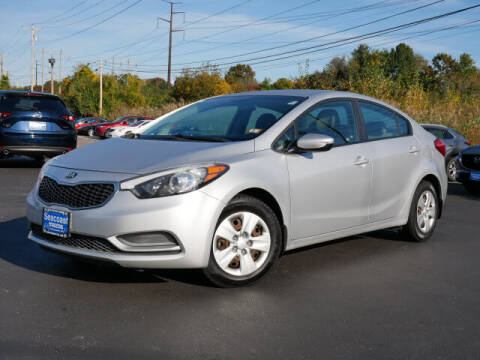 2015 Kia Forte for sale at The Yes Guys in Portsmouth NH