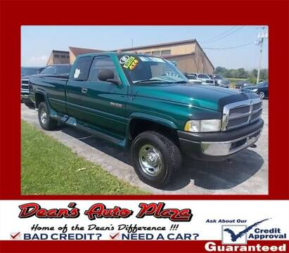 1998 Dodge Ram Pickup 2500 for sale at Dean's Auto Plaza in Hanover PA