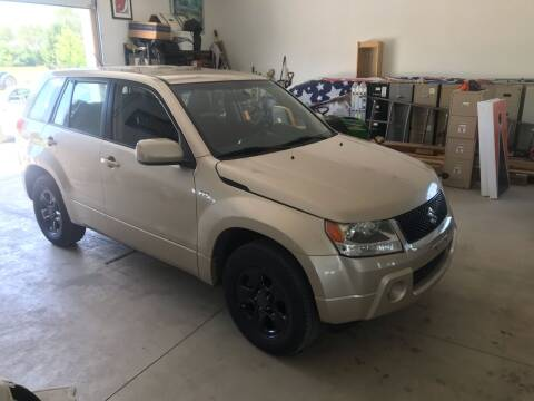 2008 Suzuki Grand Vitara for sale at The Auto Depot in Mount Morris MI