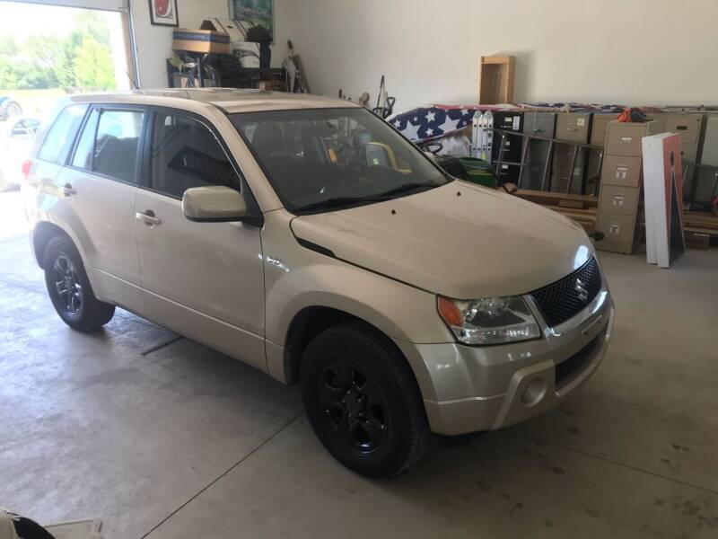 2008 Suzuki Grand Vitara for sale at The Auto Depot in Mount Morris MI
