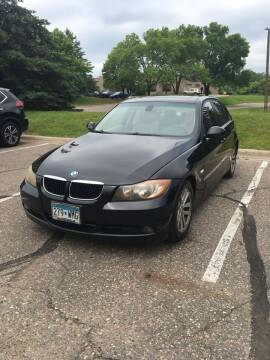 2007 BMW 3 Series for sale at Specialty Auto Wholesalers Inc in Eden Prairie MN