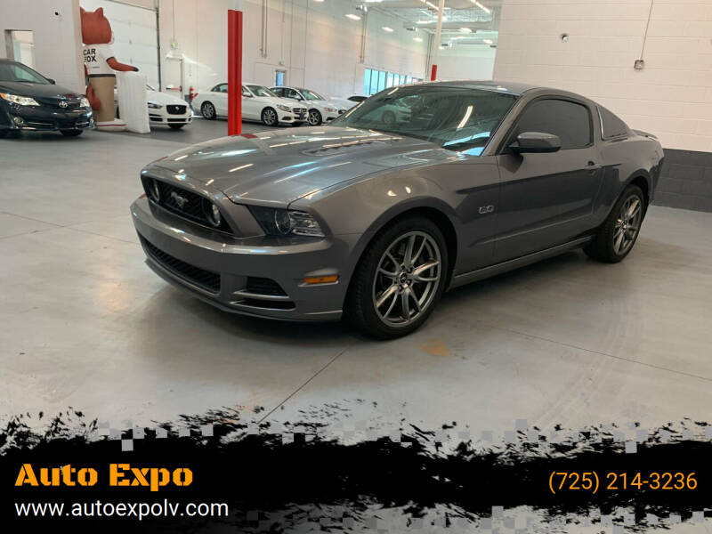 2014 Ford Mustang for sale at Auto Expo in Las Vegas NV