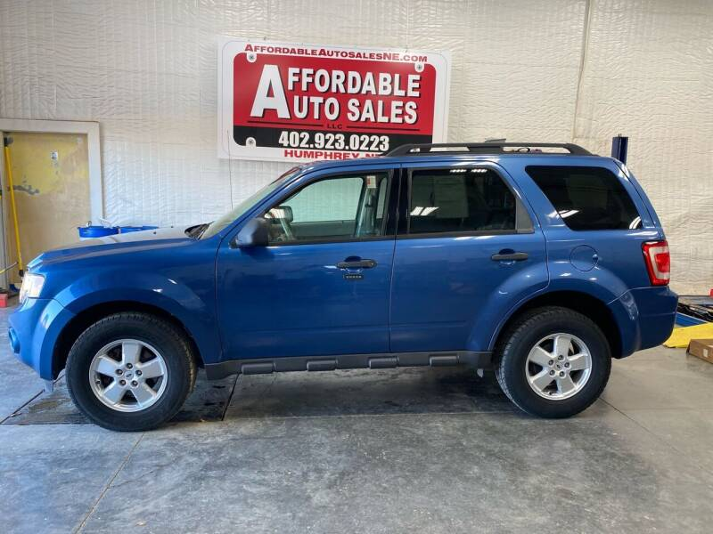2009 Ford Escape for sale at Affordable Auto Sales in Humphrey NE