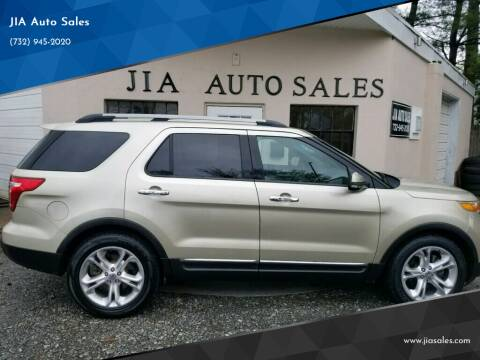 2011 Ford Explorer for sale at JIA Auto Sales in Port Monmouth NJ