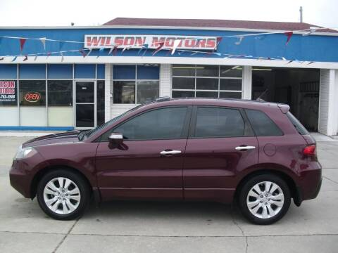 2012 Acura RDX for sale at Wilson Motors in Junction City KS