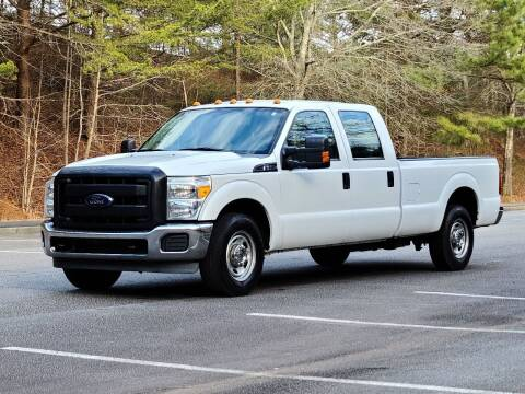 2014 Ford F-250 Super Duty for sale at United Auto Gallery in Suwanee GA