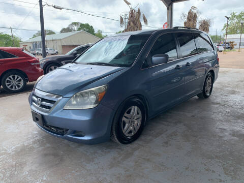 2005 Honda Odyssey for sale at M & M Motors in Angleton TX