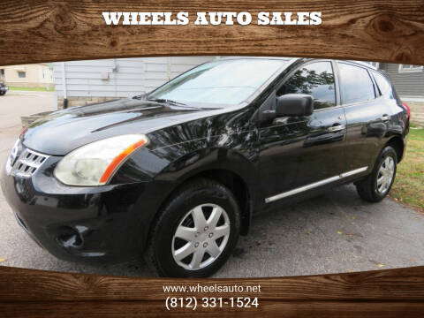2012 Nissan Rogue for sale at Wheels Auto Sales in Bloomington IN