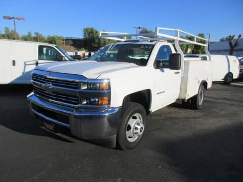 2015 Chevrolet Silverado 3500HD CC for sale at Norco Truck Center in Norco CA
